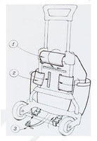 Bag For Carrier (Ruxxac-Cart Compatible)