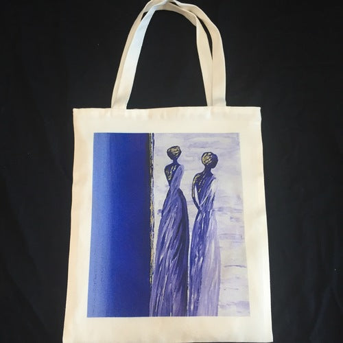 TOTE BAG ILLUSION FÉMININE