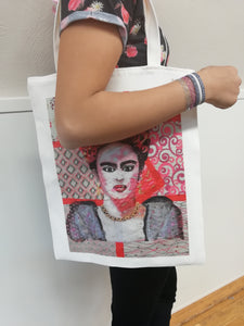 Tote bag Frida Kahlo