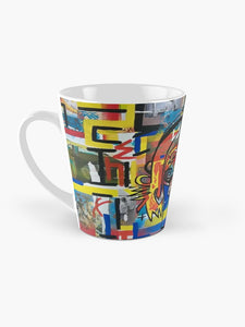 Mug long Salvador Dali