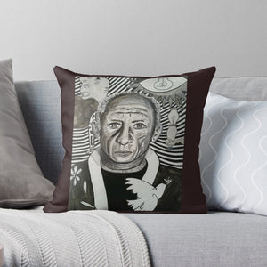 Coussin Pablo Picasso
