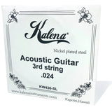 Kalena Acoustic Guitar Strings