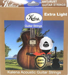 Kalena Acoustic Guitar Strings - Kalena Instruments / Extra-Light .010-.047
