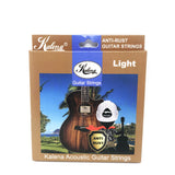 Kalena Acoustic Guitar Strings - Kalena Instruments / Light .012-.053