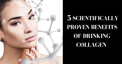 5 Scientifically Proven Benefits of Drinking Collagen Peptides
