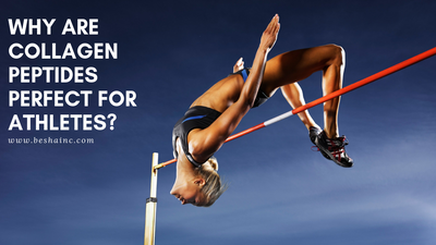 Why are Collagen Peptides Perfect for Athletes?