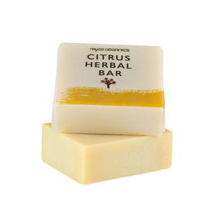 Citrus Herbal Soap