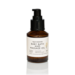 Baby Massage Oil Unscented