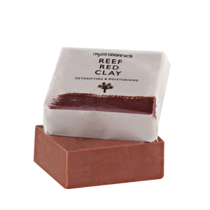 Reef Red Clay Soap