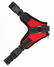 Load image into Gallery viewer, Adjustable Nylon No Pull Dog Harness Vest For Big Dog
