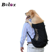 Load image into Gallery viewer, Breathable Pet Dog Carrier Bag for Large Dogs