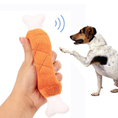 Dog Pet Soft Fleece Toy