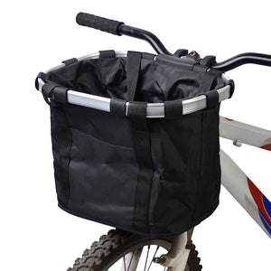 Bicycle Dog Carrier Bag Pets