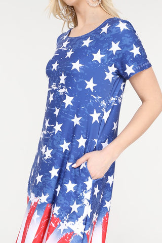 America The Great Dress