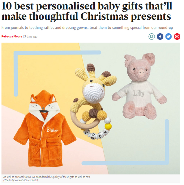 Chewie Cat UK has been featured in the Independent!