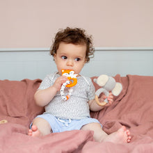 Load image into Gallery viewer, Personalised Teething Ring - Fox