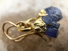 Load image into Gallery viewer, Tanzanite Drop Earrings