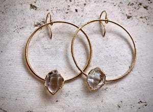 Unity Hoops • Gold