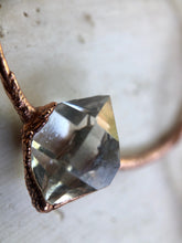 Load image into Gallery viewer, Herkimer Diamond Hoops