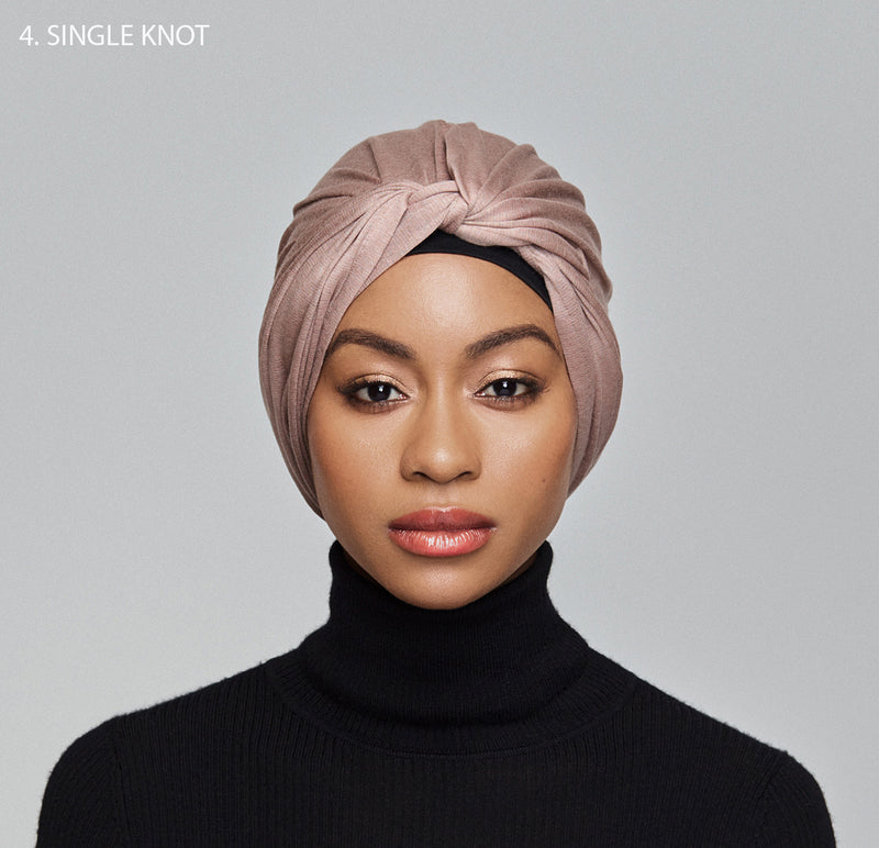 10-in-1 Turban- yellow gold