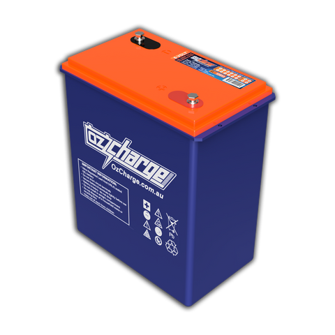 6 Volt Deep Cycle Batteries - OzCharge