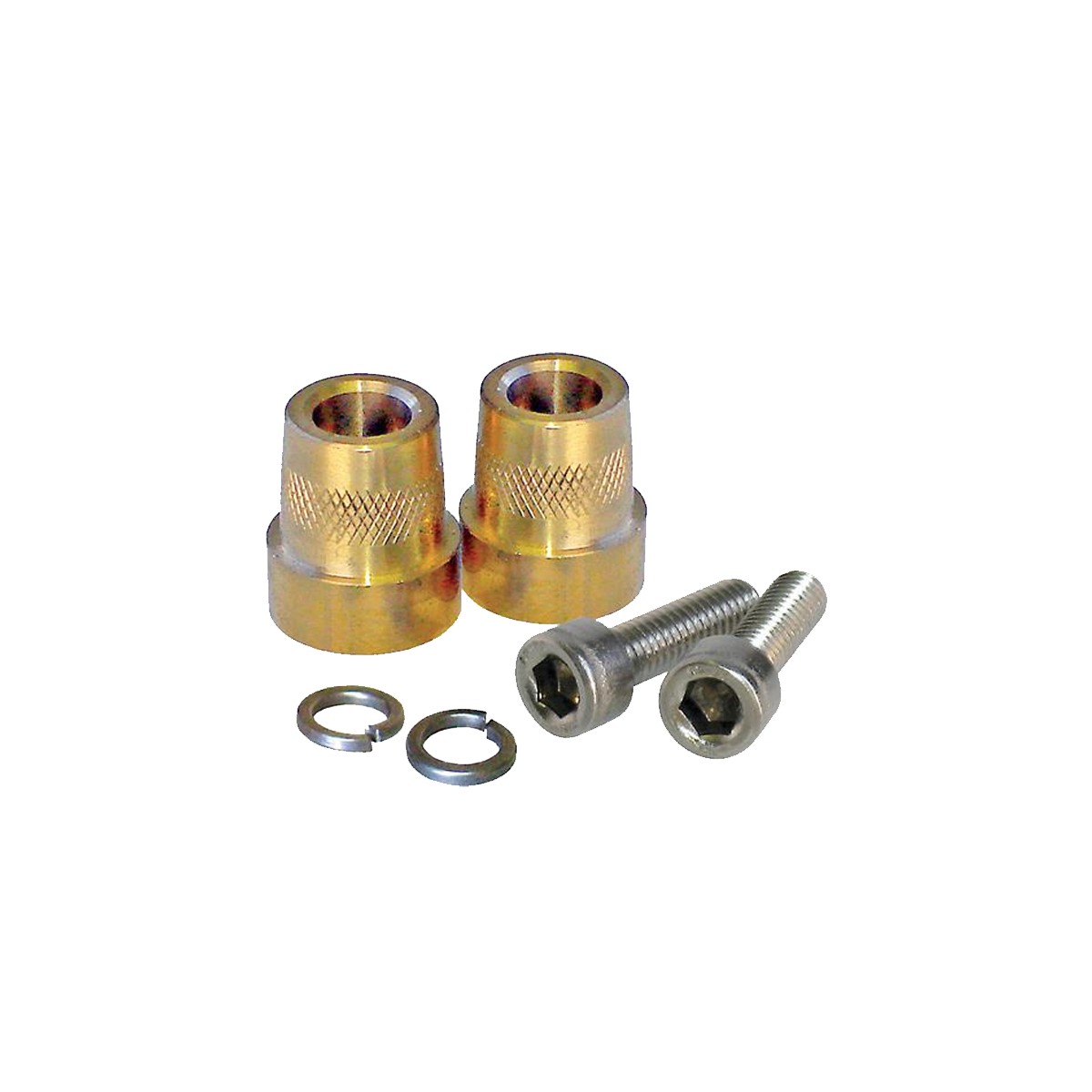 M8 AUTO Brass Battery Terminal Posts