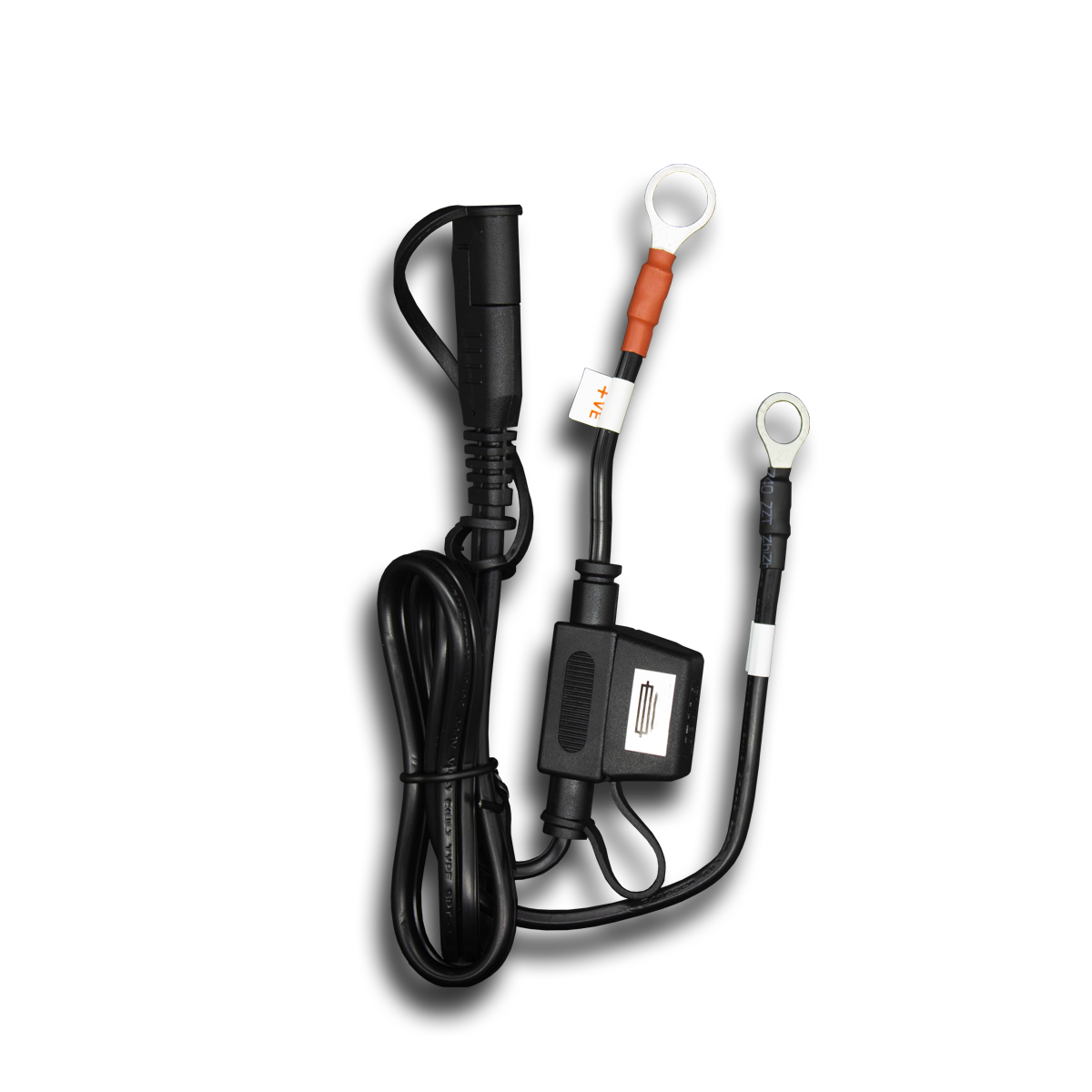 Ring Terminal Harness (Suit 900mA / 1 / 1.5 / 2 Amp Chargers)