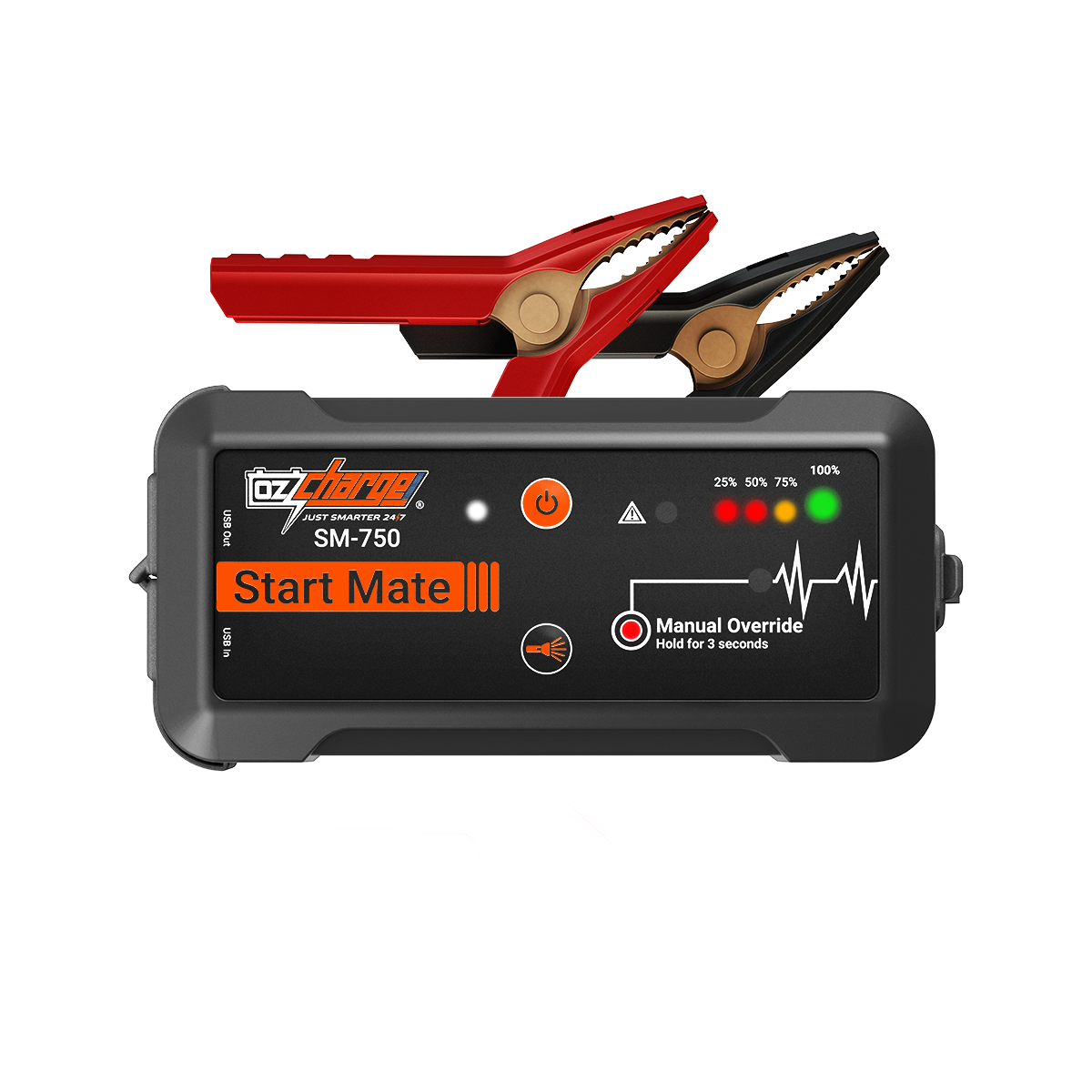 750A Lithium Jump Starter - Start Mate