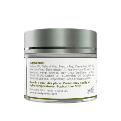 Miracle Cream | Therapeutic Massage Enhancer