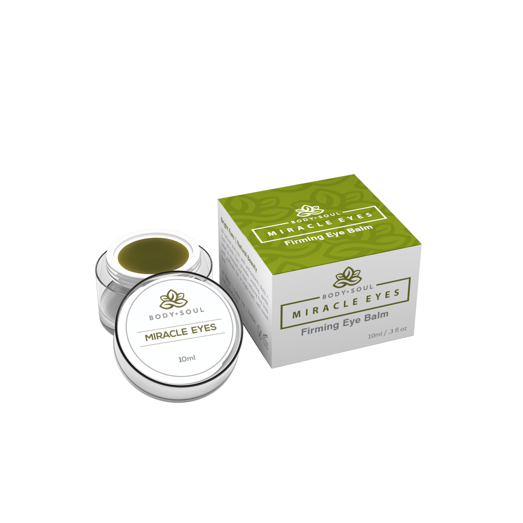 Miracle Eyes | All Natural Firming Eye Balm