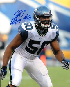 K.J. Wright Seattle Seahawks Signed 8x10 Photo #18 *FREE SHIPPING*
