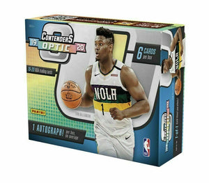 2019-20 Panini Contenders Optic NBA Basketball Hobby Box