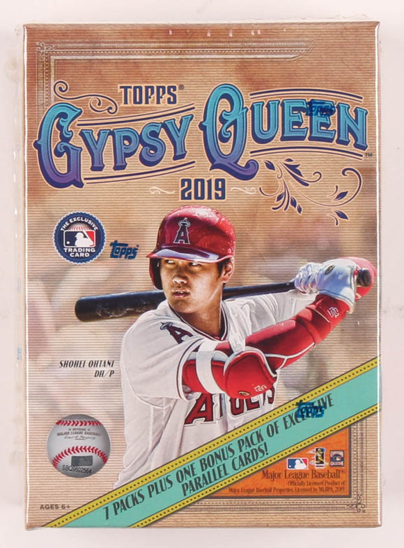 2019 Topps Gypsy Queen Baseball Blaster Box