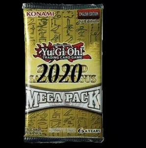 Yugioh 2020 Mega Tin of Lost Memories Sealed Mega Pack x10 Packs