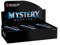 Magic the Gathering Mystery Booster - Booster Box