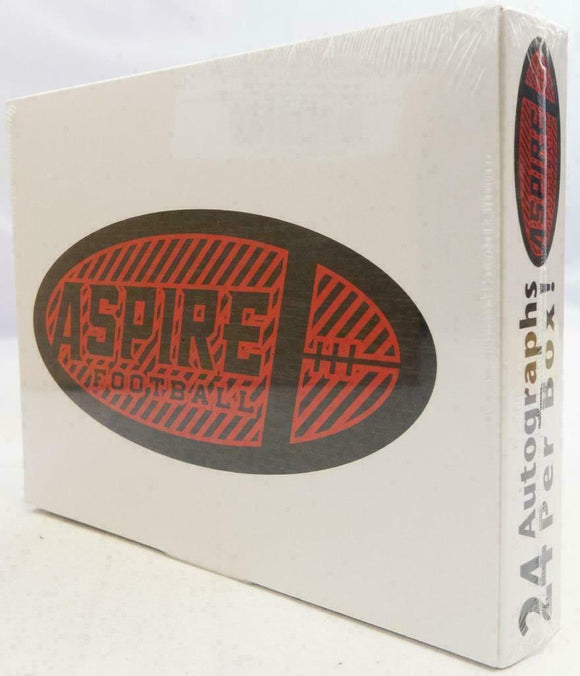 2020 Sage Aspire Football Hobby Box w/24 Autos
