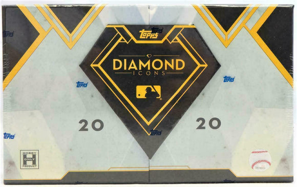 2020 Topps Diamond Icons Baseball Hobby Box