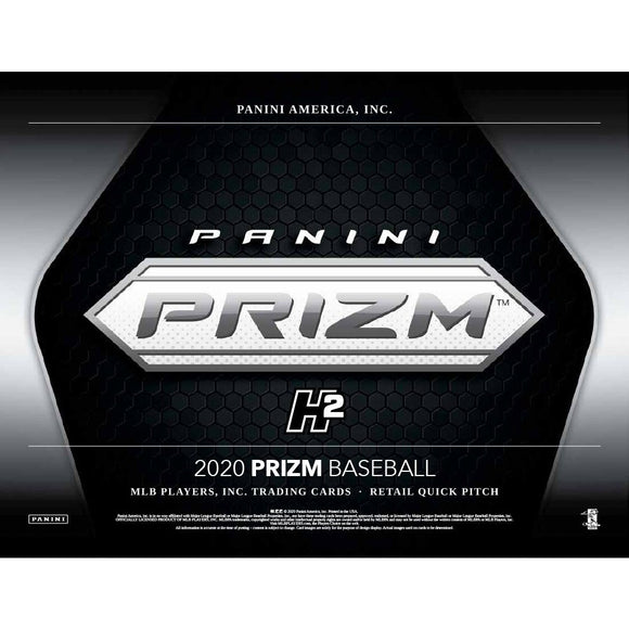 2020 Panini Prizm Quick Pitch Baseball Hobby Box