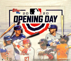 2020 Topps Opening Day Hobby Box