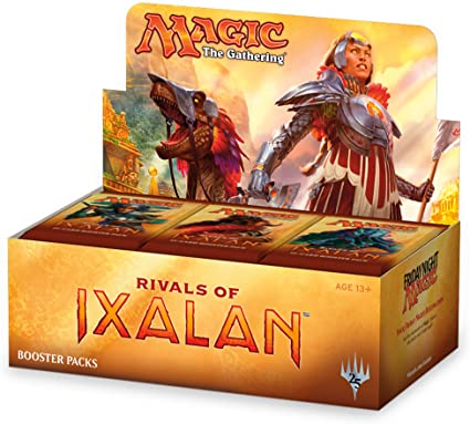 MTG Magic the Gathering Rivals of Ixalan Booster Box