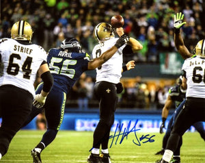 Cliff Avril Autographed 8x10 Photo #1 *FREE SHIPPING*