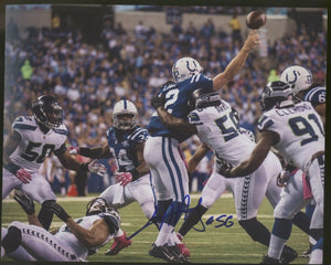 Cliff Avril Autographed 8x10 Photo #4 *FREE SHIPPING*