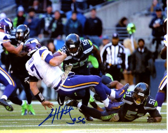Cliff Avril Autographed 8x10 Photo #5 *FREE SHIPPING*