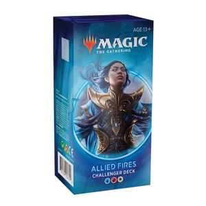 Magic the Gathering 2020 Challenger Deck Allied Fires
