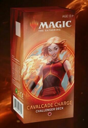 Magic the Gathering 2020 Challenger Deck Cavalcade Charge