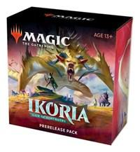 MTG Ikoria: Lair of Behemoths PreRelease Kit: