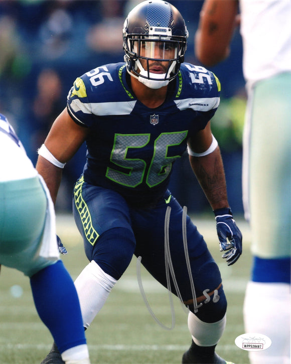 Mychal Kendricks Seattle Seahawks Signed 8x10 Photo C  *FREE SHIPPING*