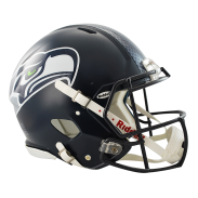 Seattle Seahawks Full Size Authentic Speed Helmet *FREE SHIPPING