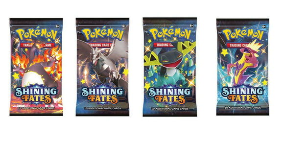 Pokemon Shining Fates Booster Pack