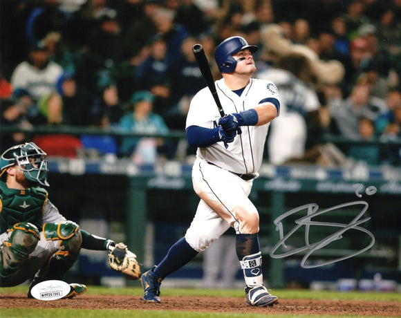 Daniel Vogelbach Seattle Mariners Signed 8x10 Photo #1 JSA/COA *FREE SHIPPING*